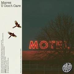 PREMIERE: Maves - Straighten It Out [Magpie]