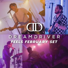 DREAMDRIVER   Feels February Set: Future Bass and Future Pop with a Band