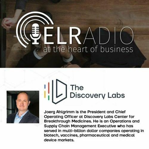 Executive Leaders Radio - Interview with Joerg Ahlgrimm 2-5-2021 Show