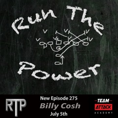 Billy Cosh - Coaching Quarterbacks and Calling Offense at VMI Ep.275