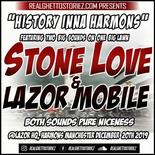 STONE LOVE  AT HISTORY INNA HARMONS PT1  20TH DEC 2019