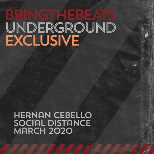 Hernan Cerbello - Social Distance - March 2020