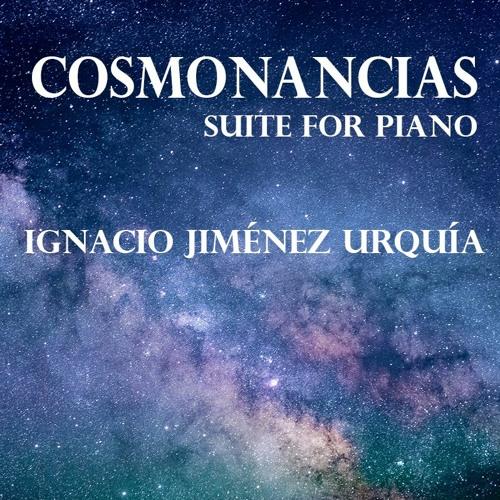 COSMONANCIAS. Suite for solo piano. Demo