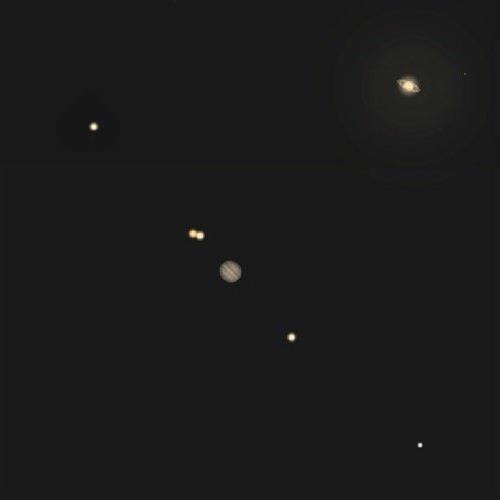 À observer dans le ciel : Décembre 2020 | astronomie | ciel et espace