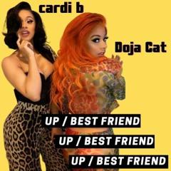 CARDI B  - UP / BEST FRIEND (Karyo Edit)