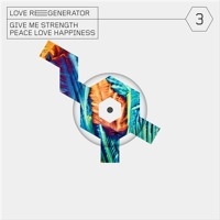 Love Regenerator - Peace Love Happiness