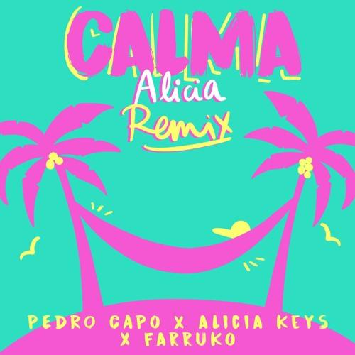 Calma (Alicia Remix) Song