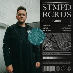 STMPD RCRDS Radio 025 - Matt Nash