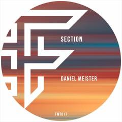 Daniel Meister - Section [FMT017]