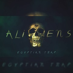 لحن تراب شعبى ( مصرى  ) - فضائيين | Egyptian Trap Beat - Aliens