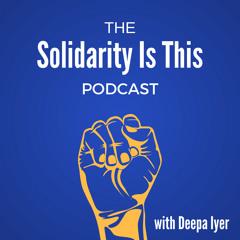 Solidarity: Following the Lead of Black LGBTQ Migrants