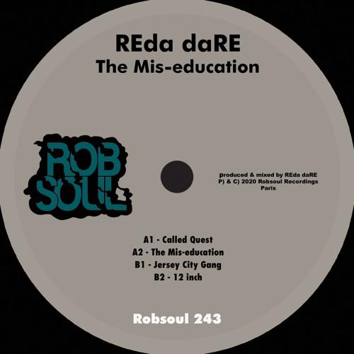 PREMIERE: REda daRE - 12inch [Robsoul]