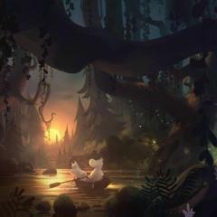 Jungle Sundown