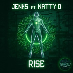 Jenks ft. Natty D - Rise (GYRO012) - Gyro Records - OUT 13/08/21