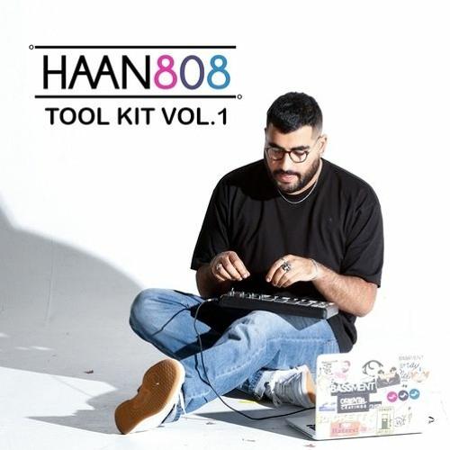 Soundsmiths Haan 808 Tool Kit Vol 1 WAV