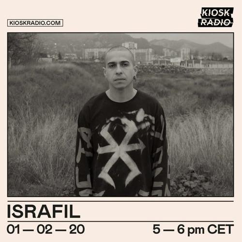 Israfil takeover @ Kiosk Radio Brussels - 01.02.20
