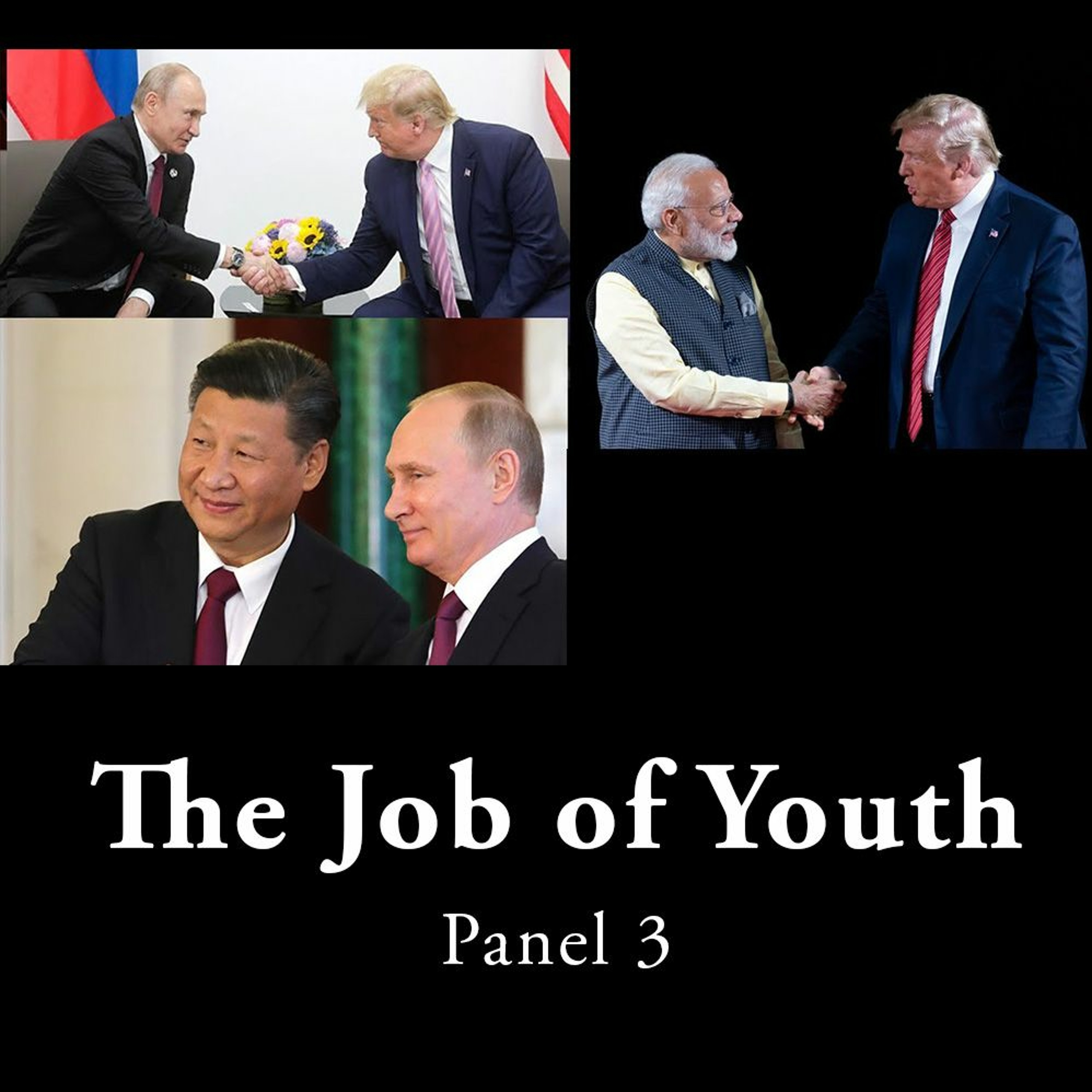 Panel 3 — The Job Of Youth