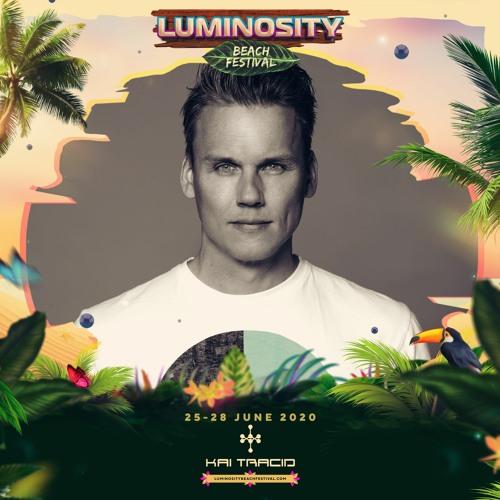 Kai Tracid - Luminosity Beach Festival 2020 - Broadcast