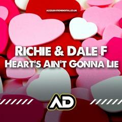 Richie & Dale F - Heart's Ain't Gonna Lie (OUT NOW) link in description