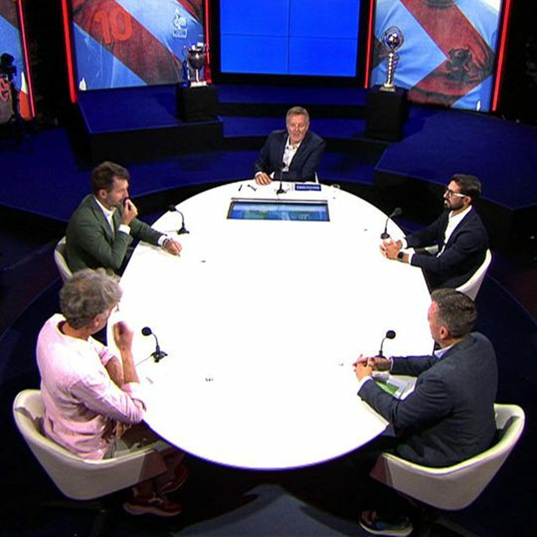 Extra Time van 3 augustus met Ivan Leko en Hernan Losada