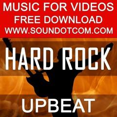 Background Royalty Free Music for Youtube Videos Vlog | Hardrock Upbeat Indie Sport Motivational