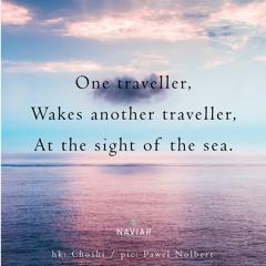 Moebius Void - Sea?  - (Naviar Haiku 372)