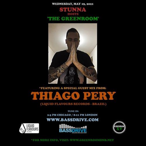STUNNA - Greenroom DNB Show (Thiago Pery Guest Mix) (19/05/2021)
