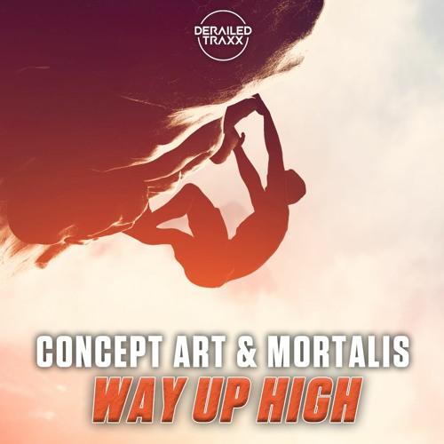Concept Art & Mortalis - Way Up High