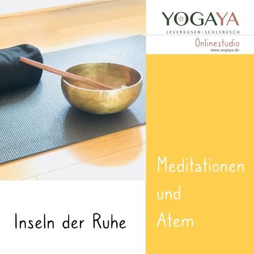 Atemübung mit Marianne Follak - YogaYa Leverkusen