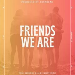 Friends We Are (feat. TuskHead) · Erik Gamborg and Alex Nikoloudis