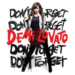 Demi Lovato - Two Worlds Collide (Album Version)