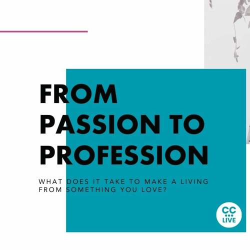 CC Live, episode 10: From passion to profession - National Entrepreneur's Day 2020