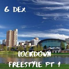 LOCKDOWN FREESTYLE PT 1