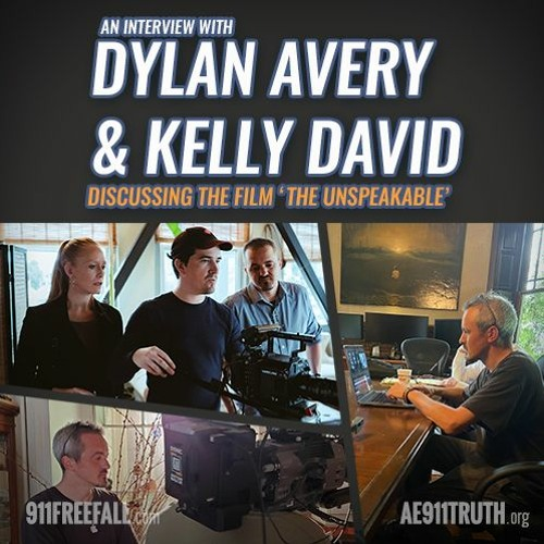 """Dylan Avery and Kelly David on """"The Unspeakable"""""""