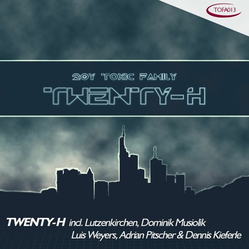 TOFA013 - TWENTY-H | Mixed by Grille | Promomix
