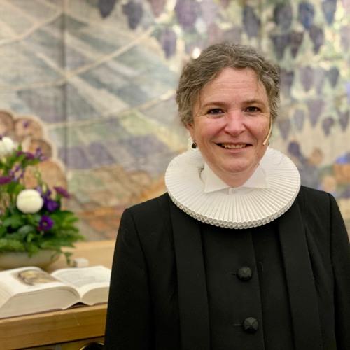 2021 Palmesøndag Ved Sognepræst Lise Nedergaard Margrethekirken Aalborg