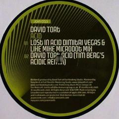 David Tort - Acid [Tim Berg's Acidic Remix] (FGW Tribute Remix)