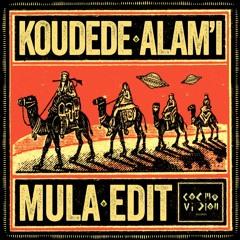FREE DL : Koudede - Alam'i (Mula Edit)