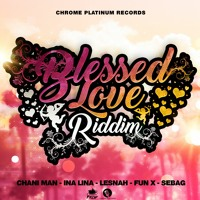 DJ LANDY - MEGAMIX BLESSED LOVE RIDDIM