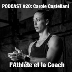 PODCAST #20 - Carole Castellani Audio