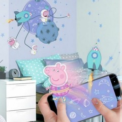 Wall Stories brings AR fun to wall art for kids: President Elaine Paquin
