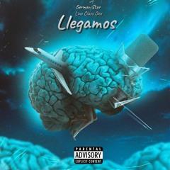 Llegamos - German Star x Line Class one (Official Audio)