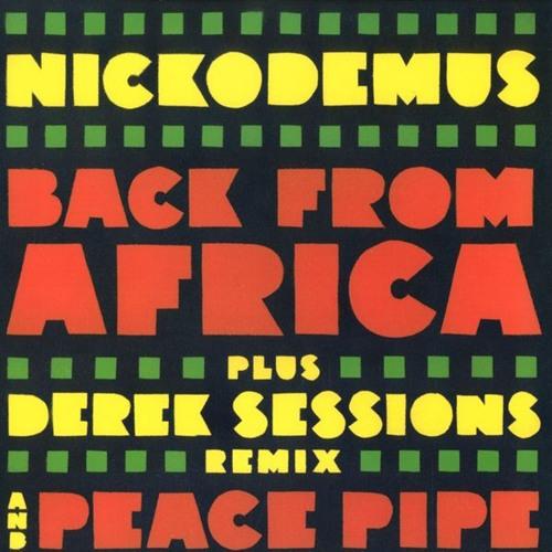 Back From Africa (Derek Sessions Bonus Beats)