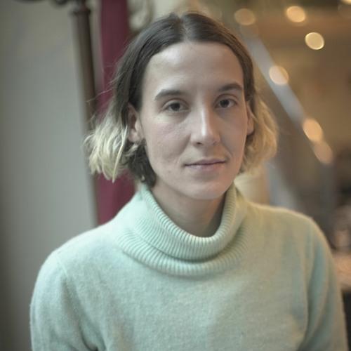 Autorin Milena Michalek im Gespräch