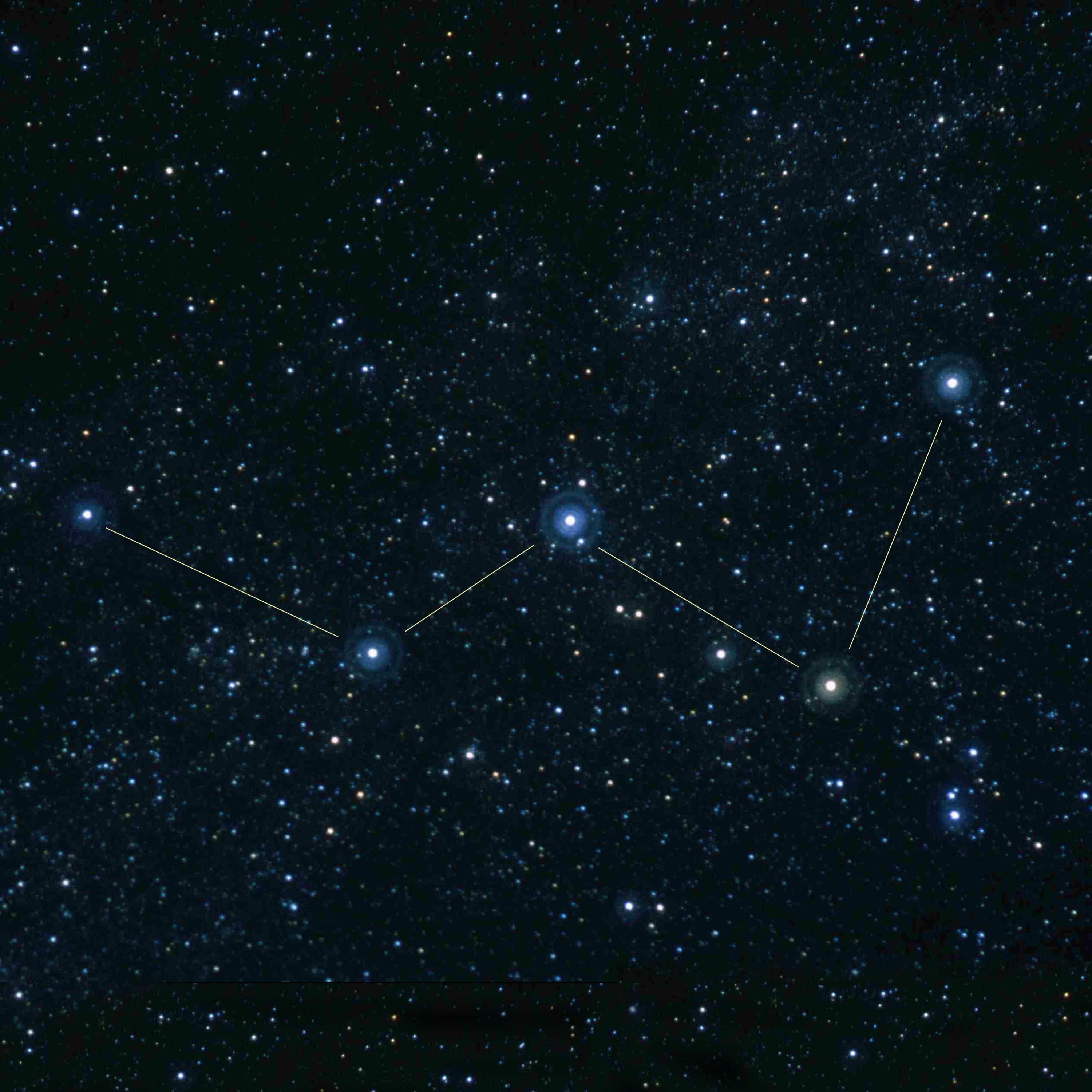 10/4/21 - The W of Cassiopeia
