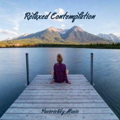 Relaxed Contemplation - Beautiful Piano Music for Relaxing, Sleeping, Pray, Study, Stress Relief