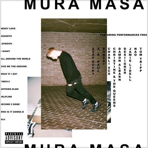 Mura Masa - All Around The World (Ft. Desiigner)