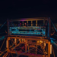 Dj Set at the Vienna Ferris Wheel (2020)