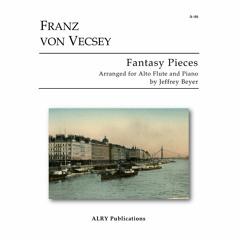 Franz von Vecsey - Fantasy Pieces: I. Valse Triste