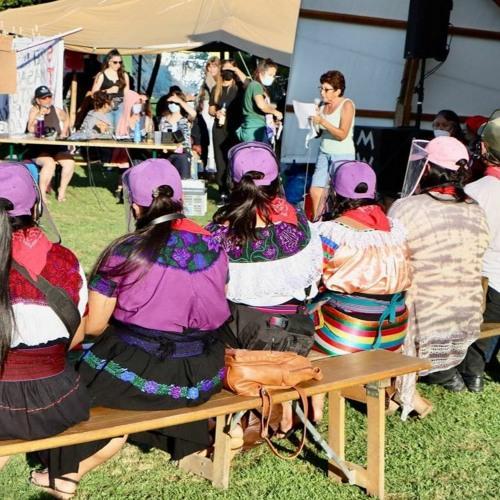 2021.08.27 Feministische Prozess- Juicio feminista y antipatriarcal